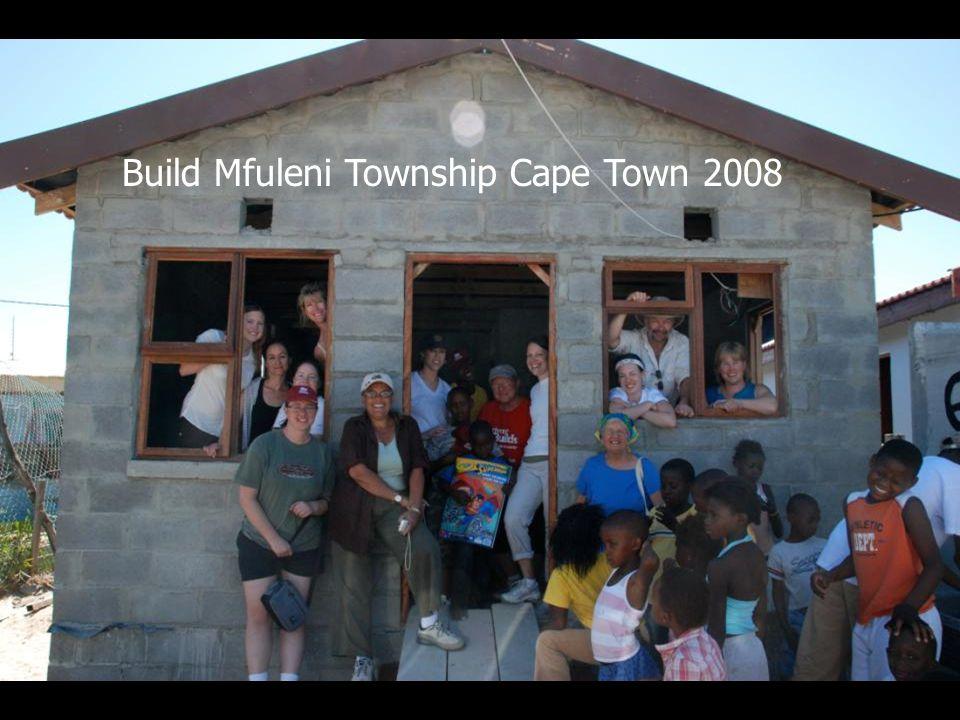 Mfuleni Build Mfuleni Township Cape Town 2008