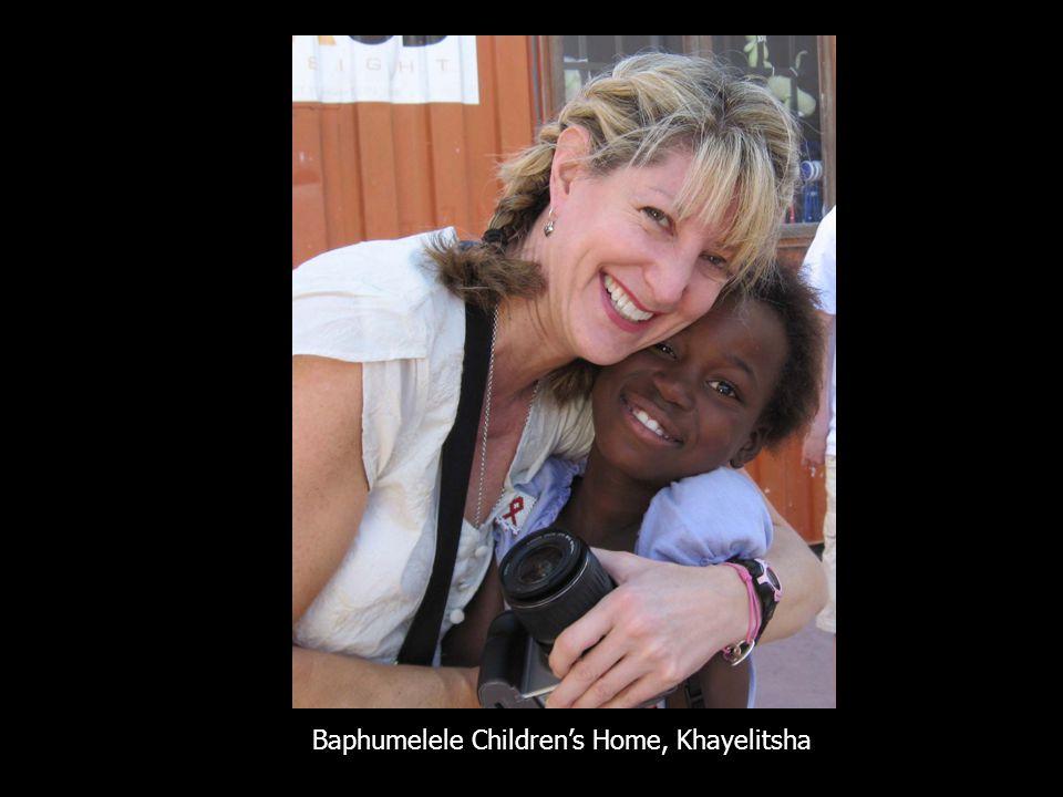 Baphumelele Children's Home, Khayelitsha