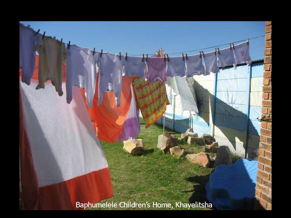 Cape Town Baphumelele Children's Home, Khayelitsha
