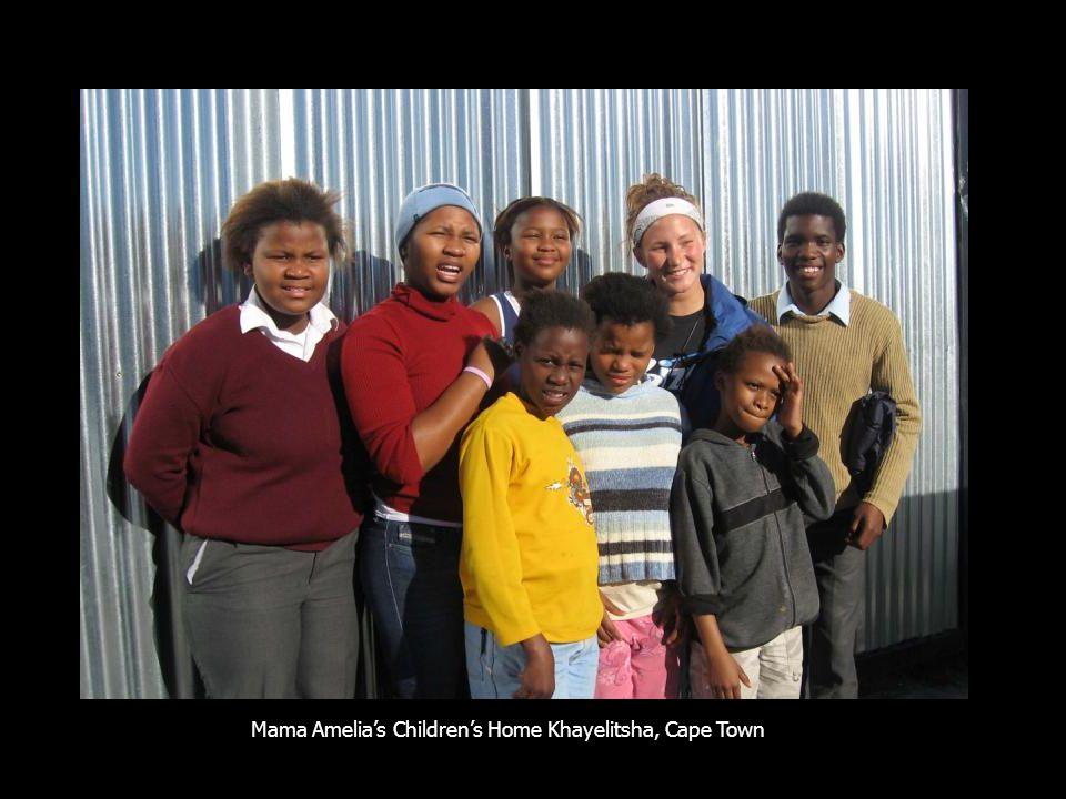 Mama Amelia's Children's Home Khayelitsha, Cape Town