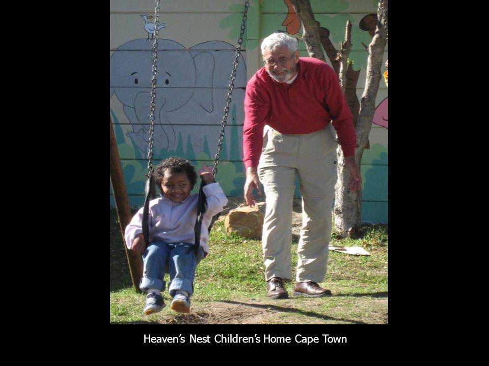 Heaven's Nest Children's Home Cape Town