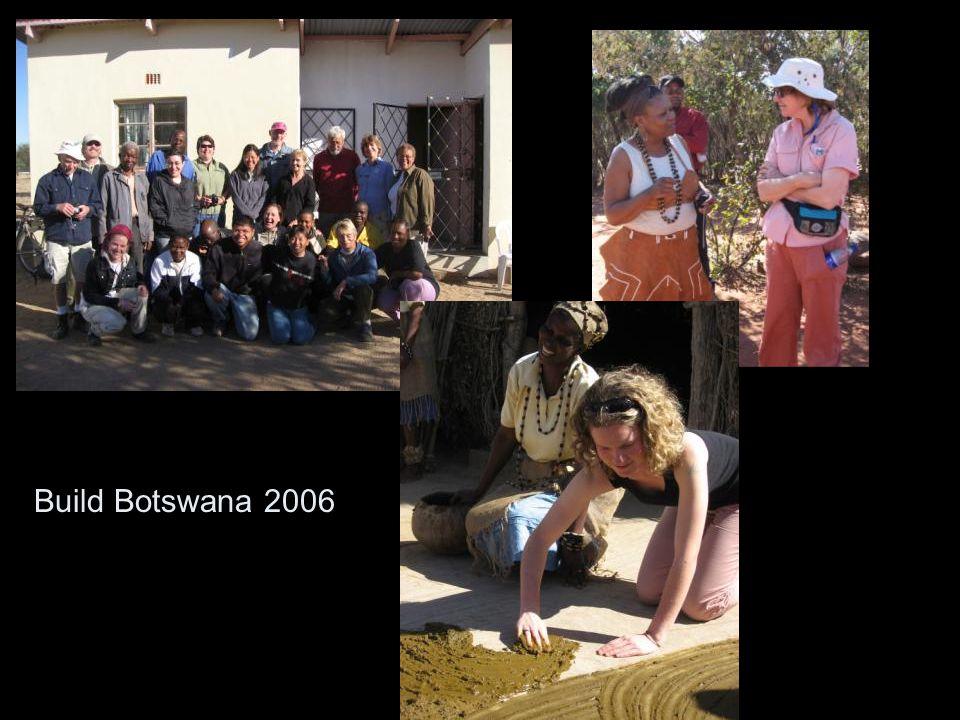 Build Botswana 2006