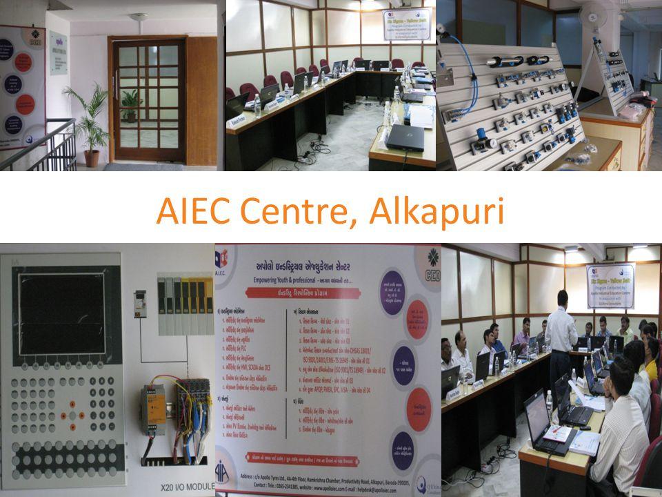 AIEC Centre, Alkapuri