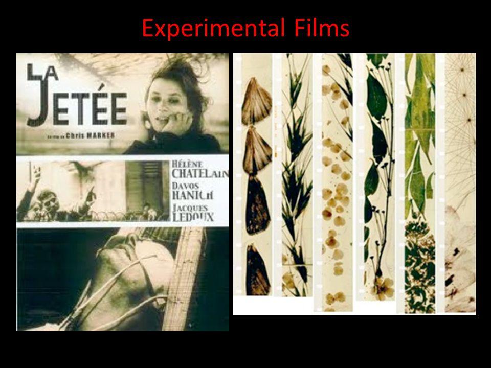 Experimental Films