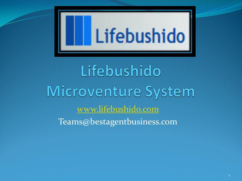 www.lifebushido.com Teams@bestagentbusiness.com 1