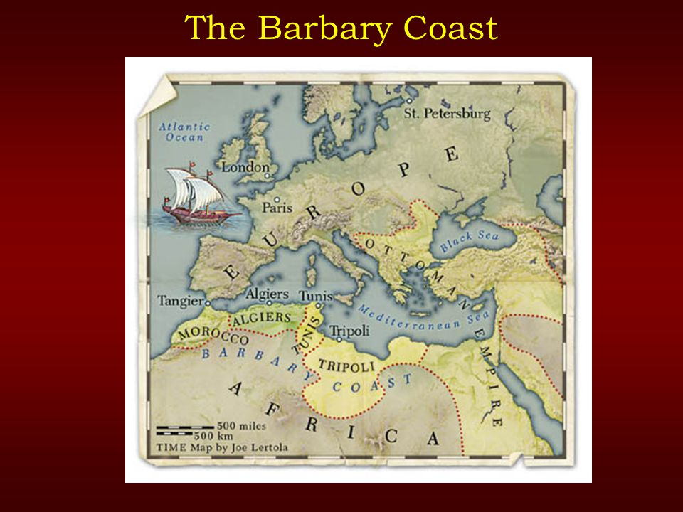 The Barbary Coast