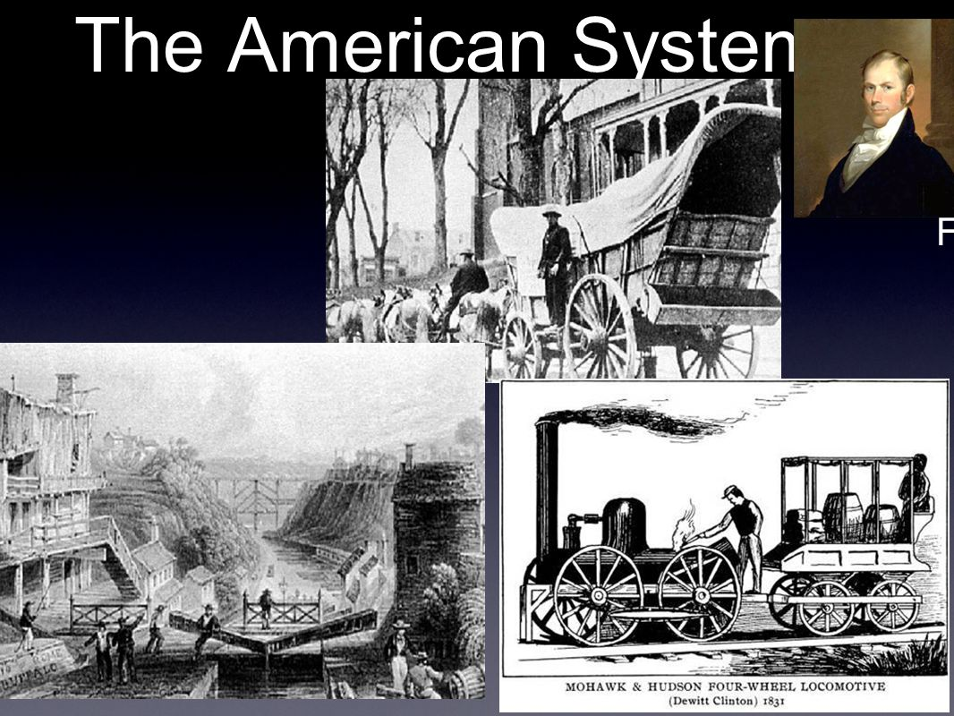The American System Farming Methods in NW Territory