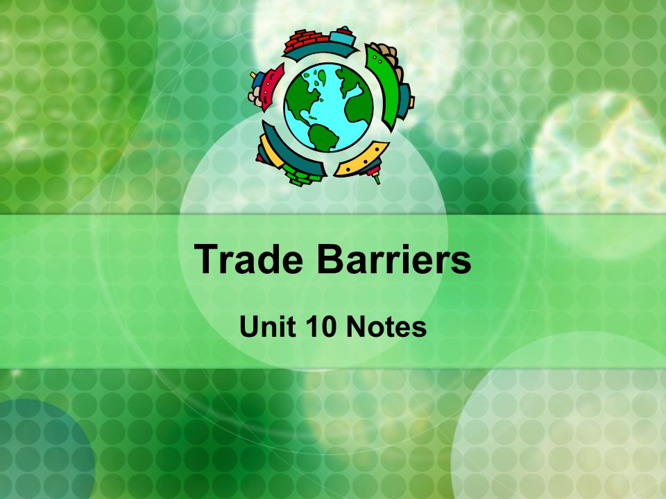 What is TRADE.The voluntary exchange of goods and services among people and countries.