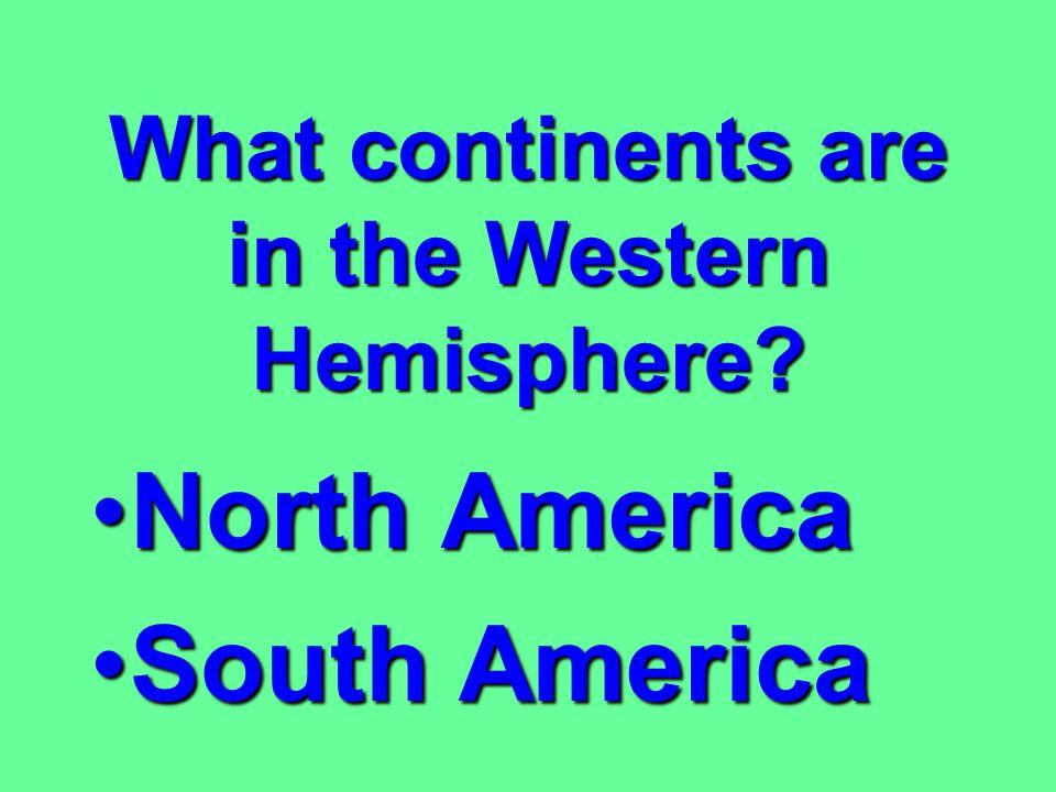 No more European colonies in the AmericasNo more European colonies in the Americas Countries in Western Hemisphere were republics; countries in Europe