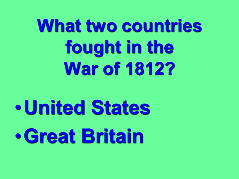 What territory did the United States acquire in 1819? FloridaFlorida