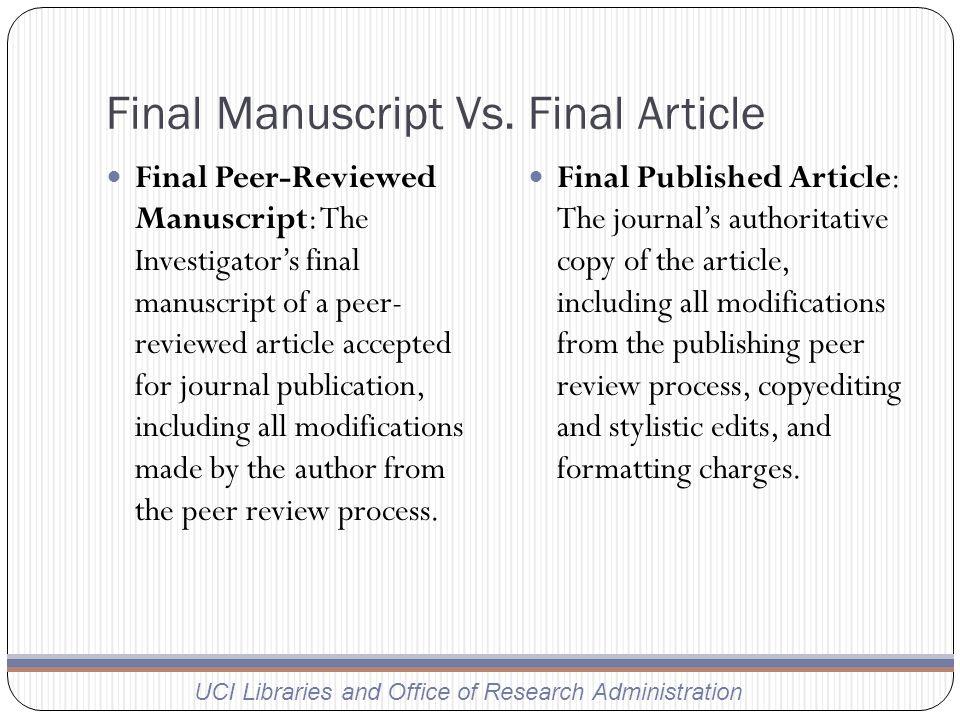 Final Manuscript Vs.