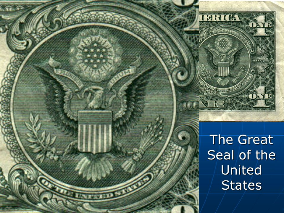 The Great Seal of the United States