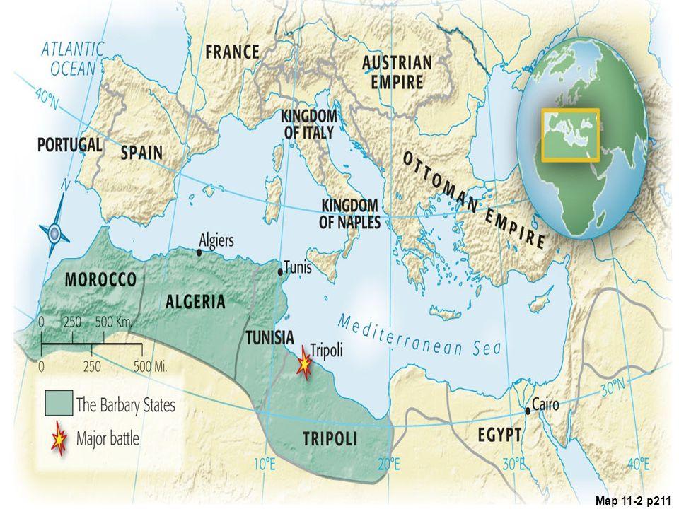 Map 11-2 p211