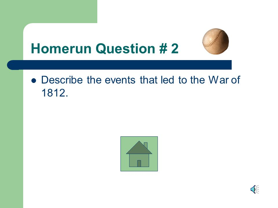 Homerun Question # 1 Please summarize Acts 17:26 and explain what is has to do with our unit of study.