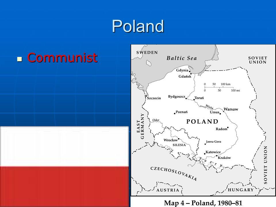 Poland Communist Communist