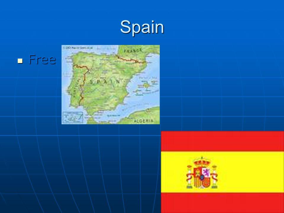 Spain Free Free