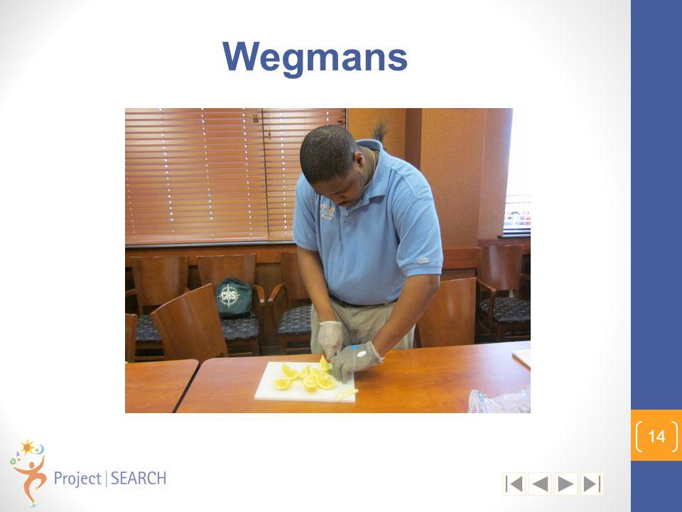 14 Wegmans