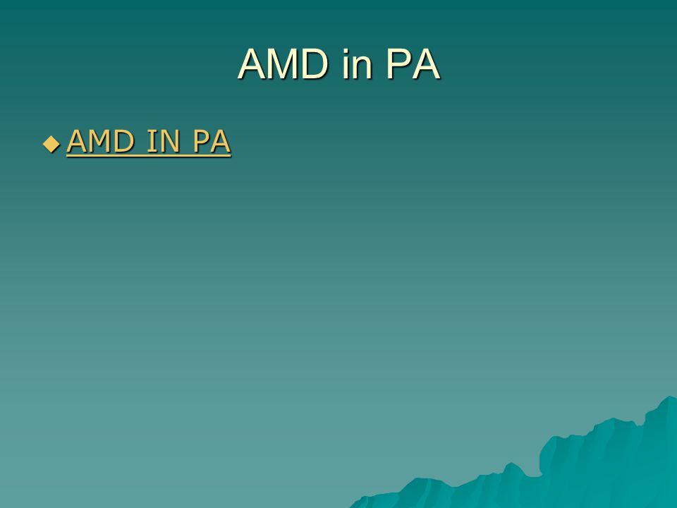 AMD in PA  AMD IN PA AMD IN PA AMD IN PA