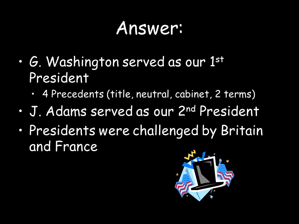 Answer: G.