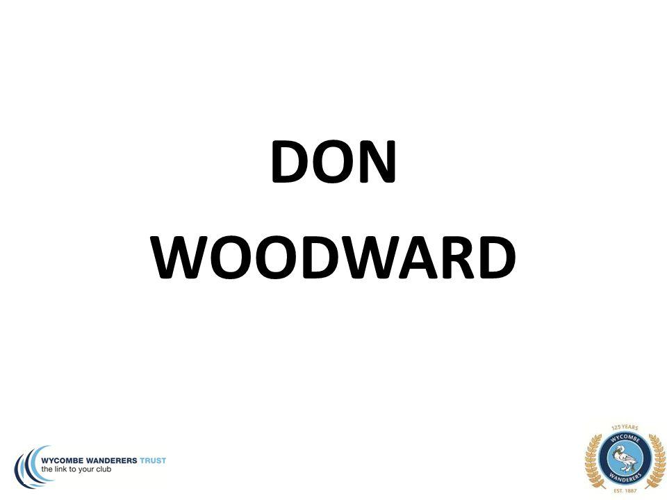 DON WOODWARD