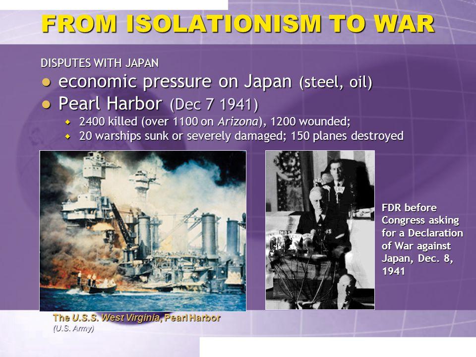 Japanese Aggression through 1941