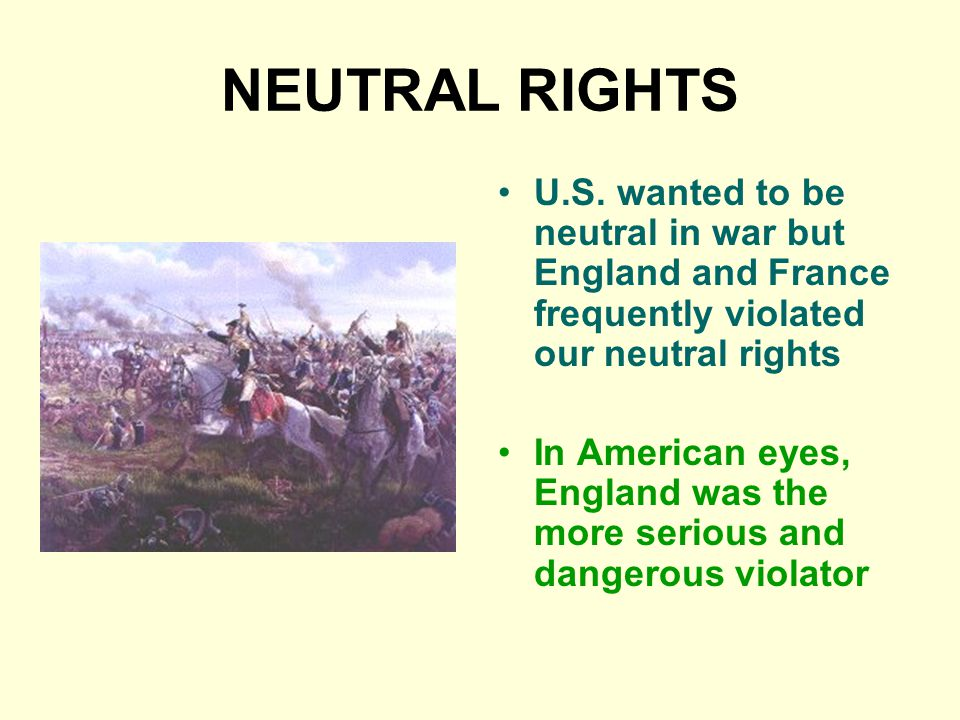 NEUTRAL RIGHTS U.S.