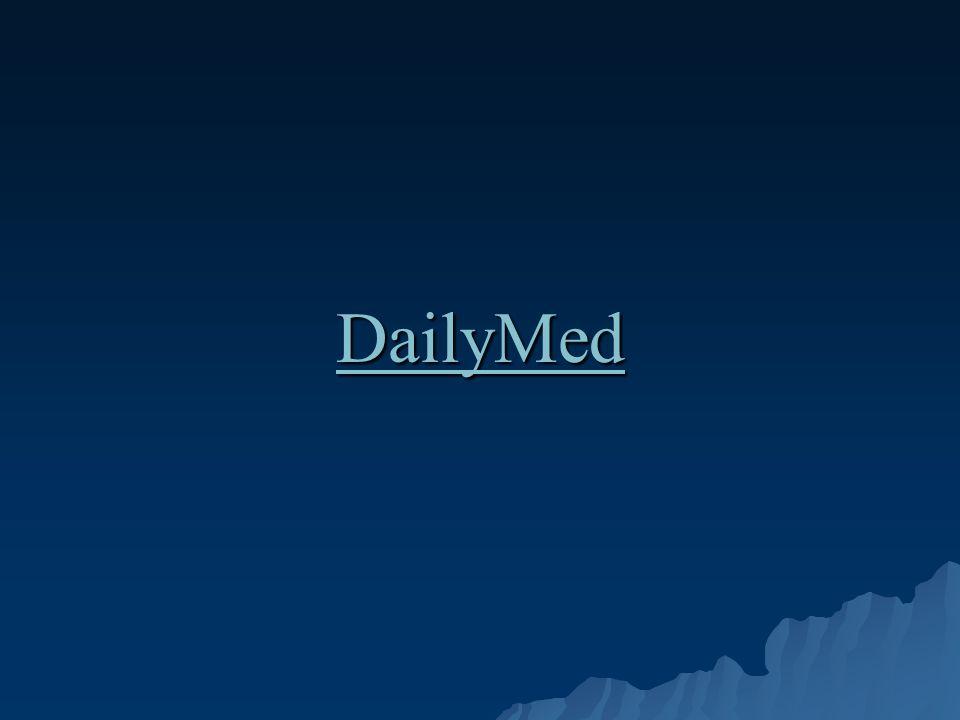 DailyMed