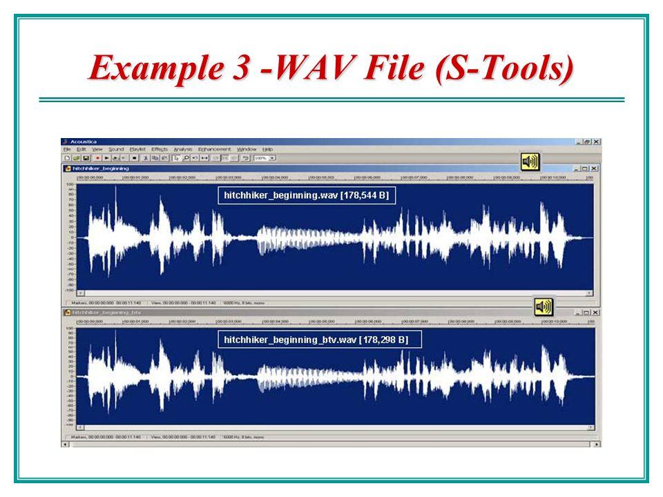 Example 2 - JPEG File Properties