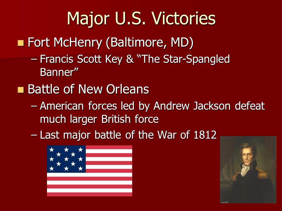 Major U.S.