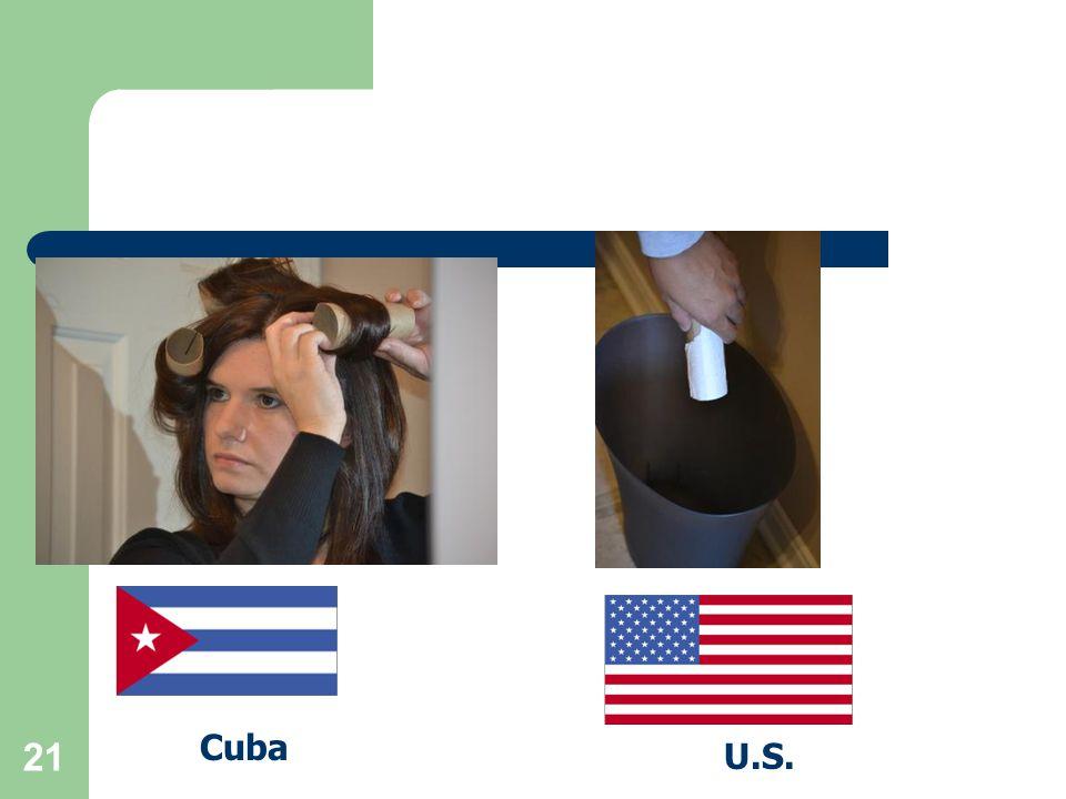 21 Cuba U.S.