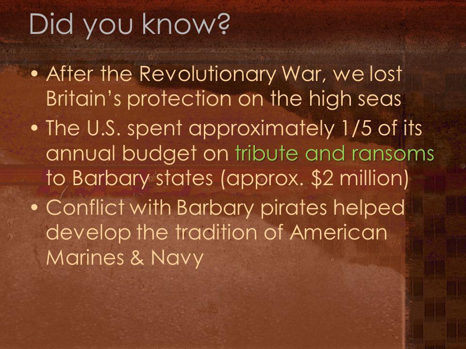 Barbarossa, the original Barbary pirate