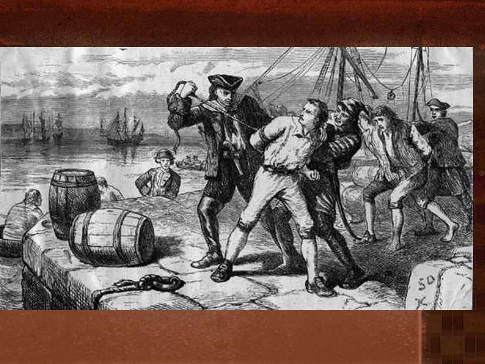 American Neutrality is Violated Between 1805 and 1807, hundreds of American trading ships were captured impressmentThe British navy increased impressment, practice of forcing people into service.