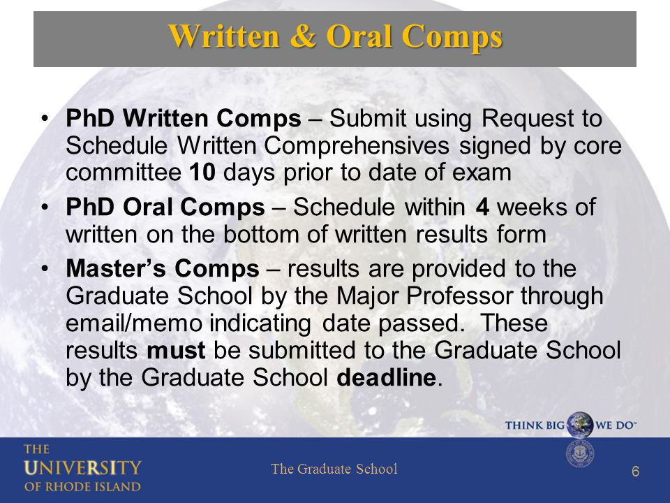 The Graduate School 27 ONLINE RESOURCES URI Graduate School: –http://www.uri.edu/gsadmis/thesesdissertation.html Checklist and Instruction Defense Instruction Format Guidelines (MS Word) Thesis Template –http://www.uri.edu/gsadmis/formatting.html Library Rights Statement Sample Title Pages Sample Approval Pages