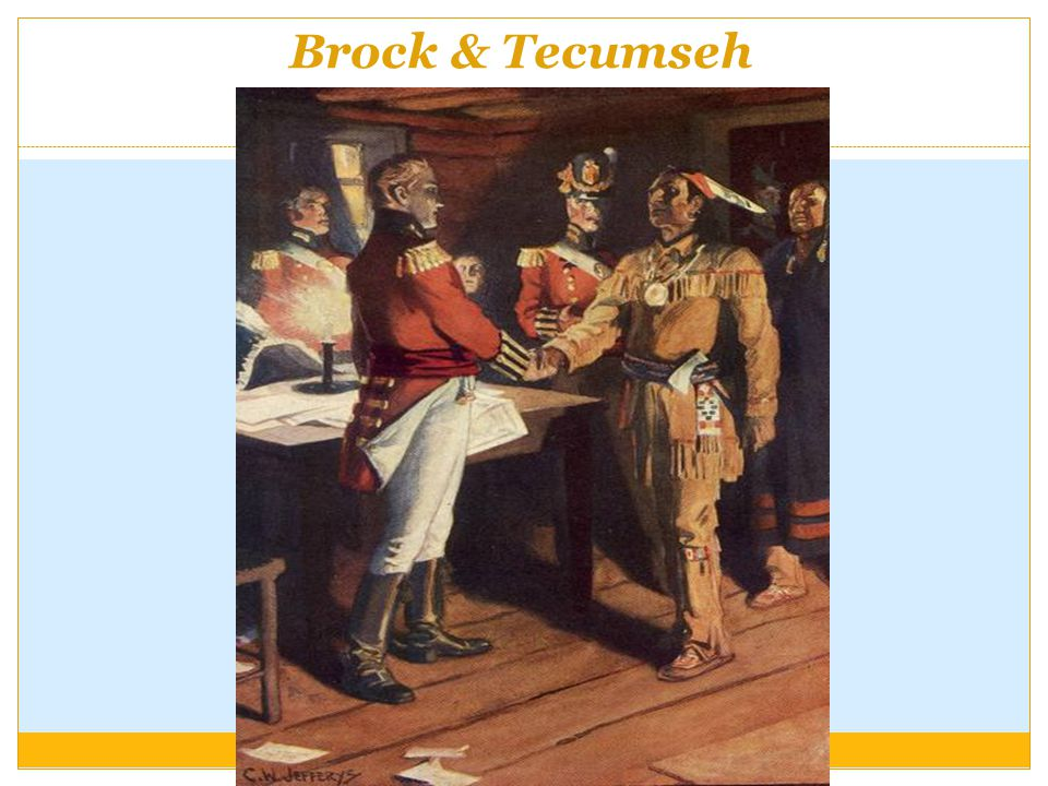 Brock & Tecumseh
