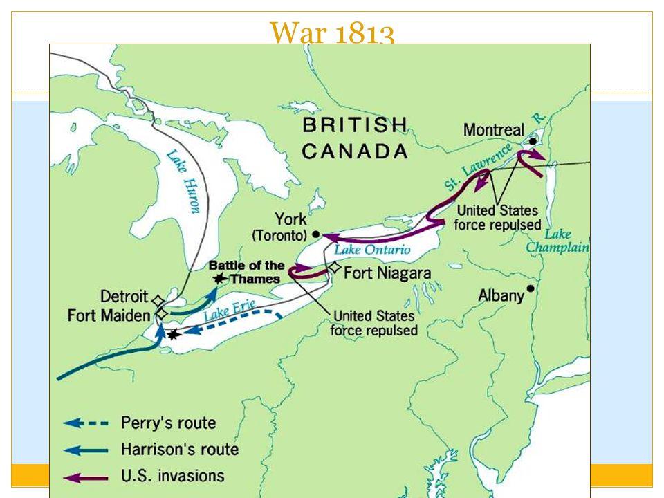 War 1813