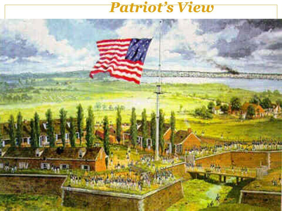 Patriot's View