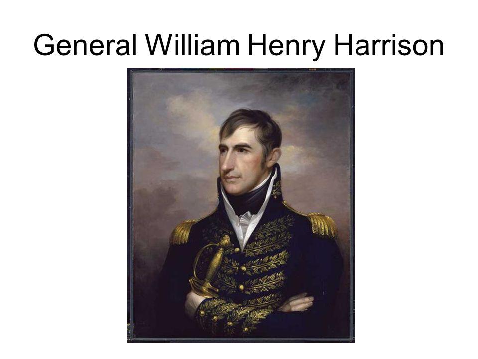 General William Henry Harrison