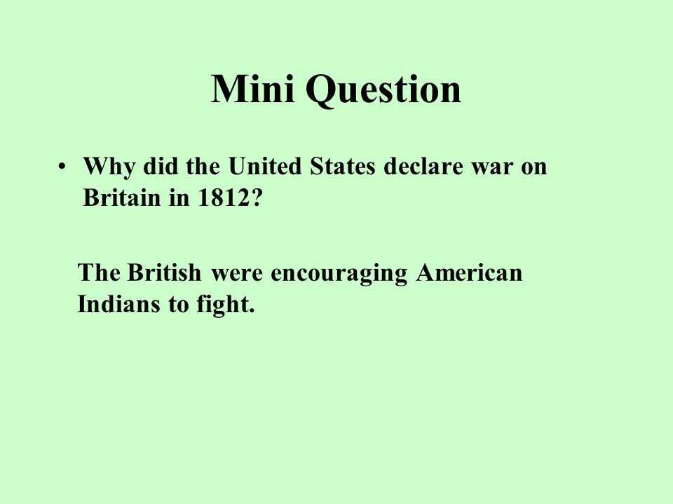 Mini Question What did Tecumseh want to accomplish, and how successful was he.