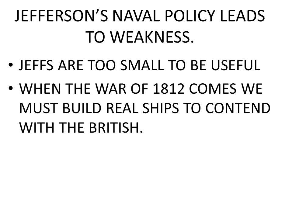 1801 PASHA DECLARES WAR ON U.S. HOW WOULD JEFFERSON RESPOND.