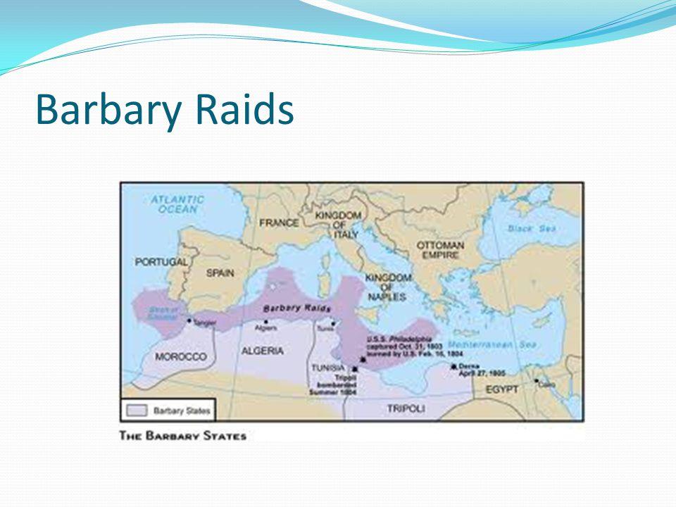 Barbary Raids