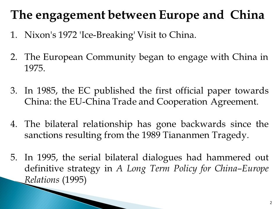 In the second pillar, the Common Foreign and Security Policy, the EU still remains at the intergovernmental level.