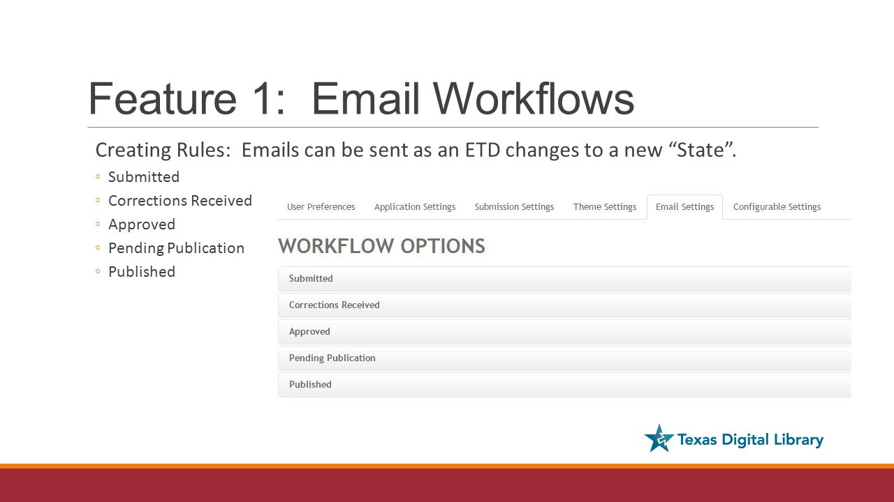Feature 2: Improved Needs Corrections Student can click to jump to the document replacement area