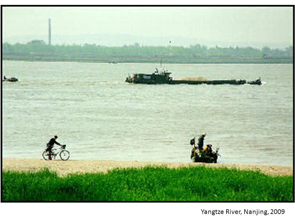 Yangtze River, Nanjing, 1937