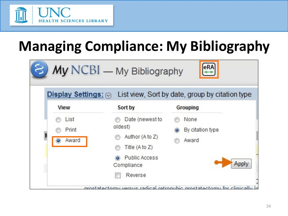 Managing Compliance: My Bibliography 34