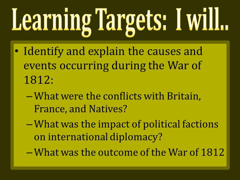Hmmmm…We'll show you! We DECLARE WAR!!! Ho hum…here we go again. Those whiney Americans.