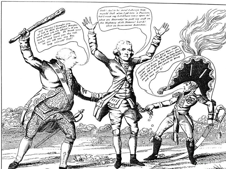 1.A sense of nationalism sweeps America.