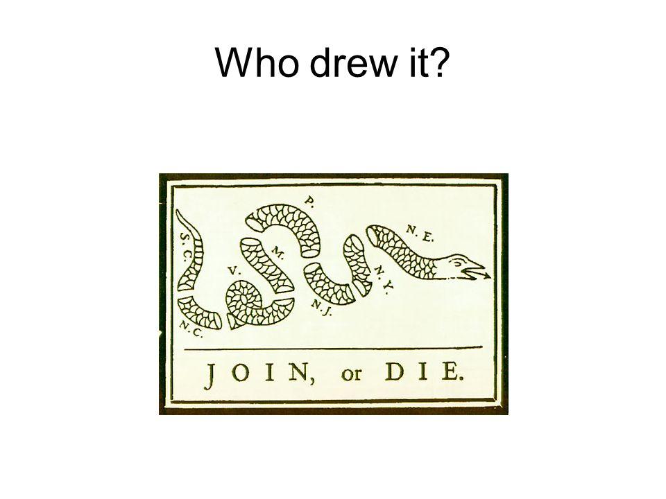 Who drew it