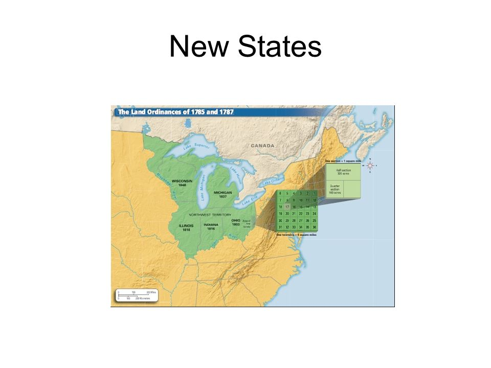 New States
