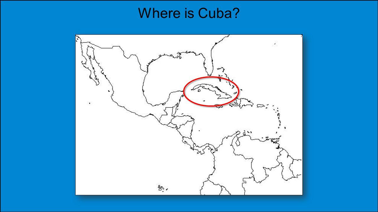 Where is Cuba?