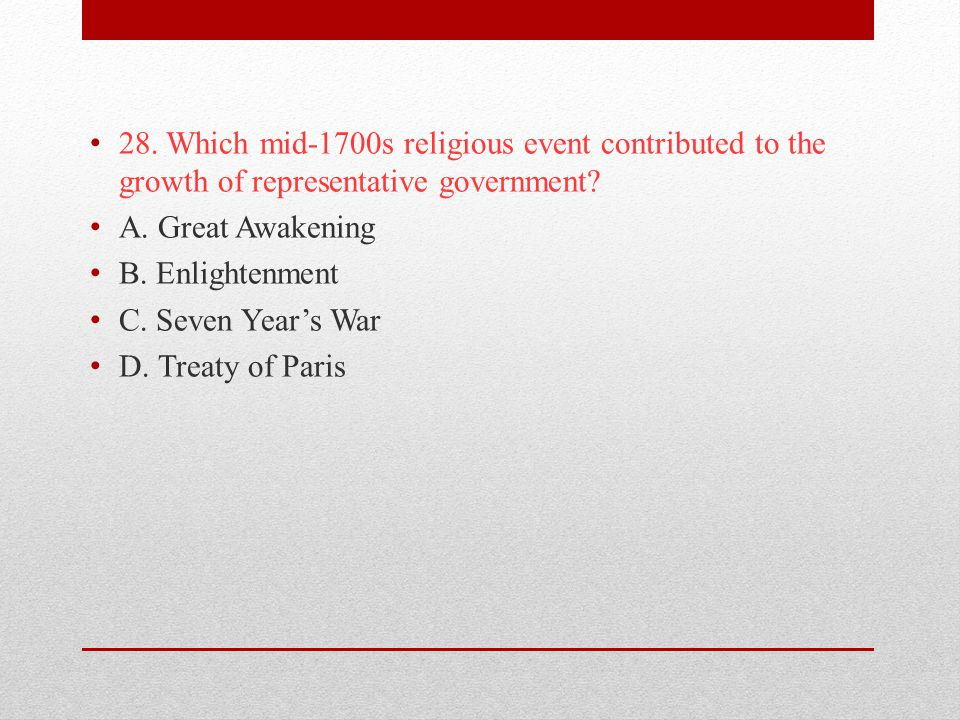 I need help doing my essay on about the great awakening in the mide1700s?